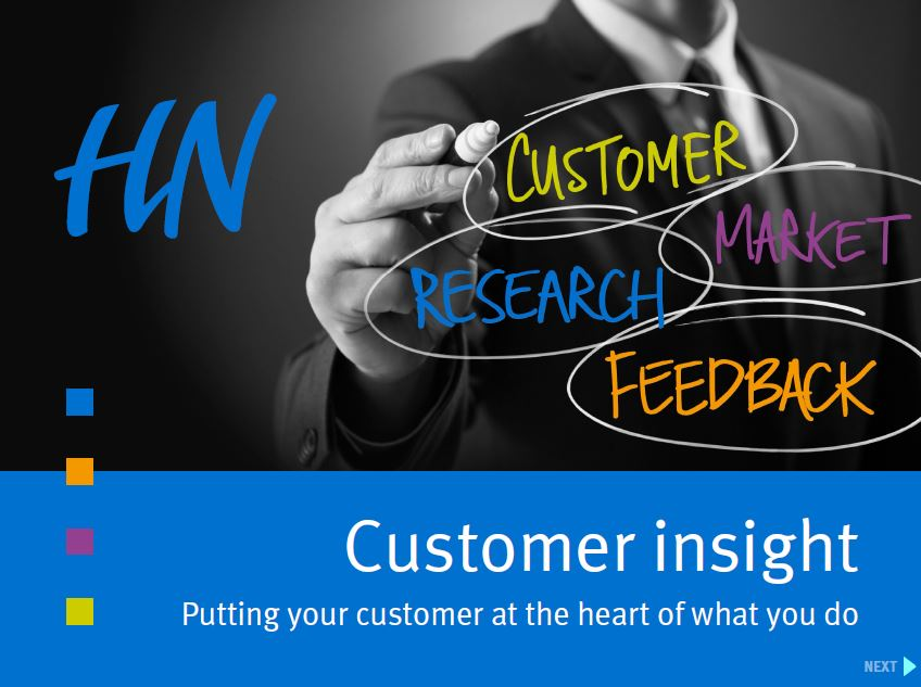 Download our free Customer Insight ebook