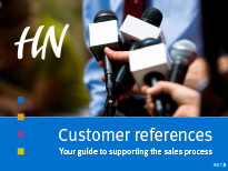 Dowmload our free Customer reference ebook