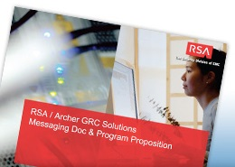 RSA message in a box