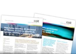 Colt - Multilingual case studies