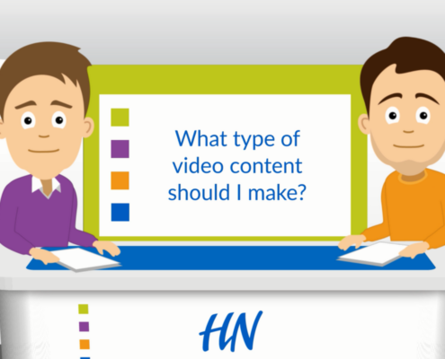 What type of video content should I make? #AskTeamHN