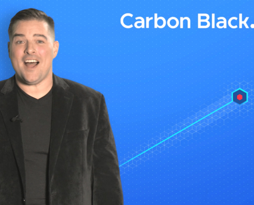 Trade Show Video Services - Carbon Black