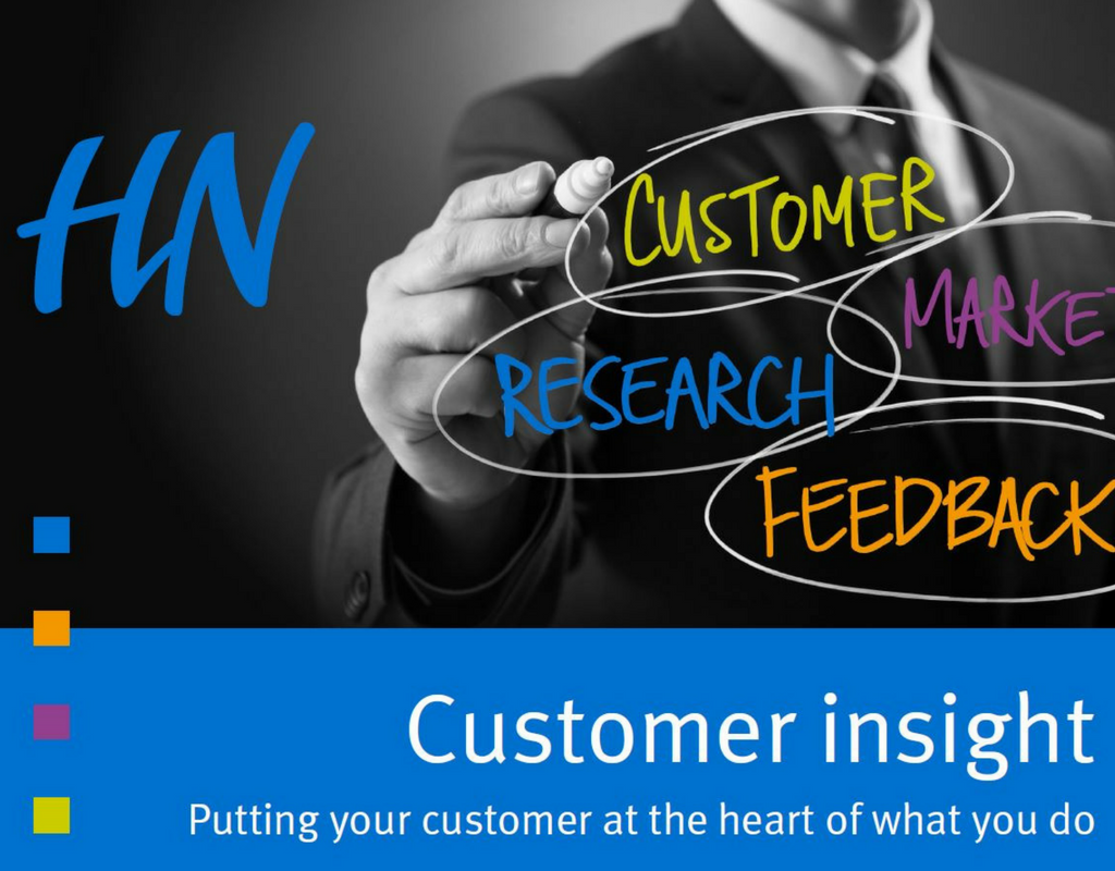 Customer Insight eBook front cover